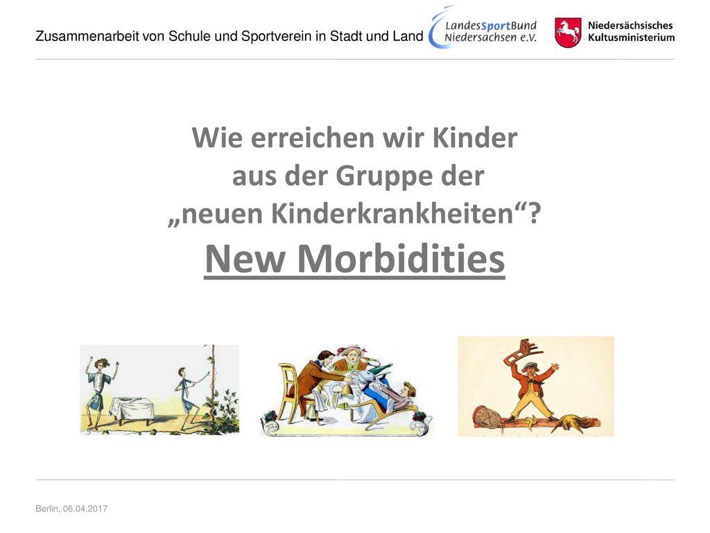 """Wie erreichen wir Kinder """"neuen Kinderkrankheiten"""
