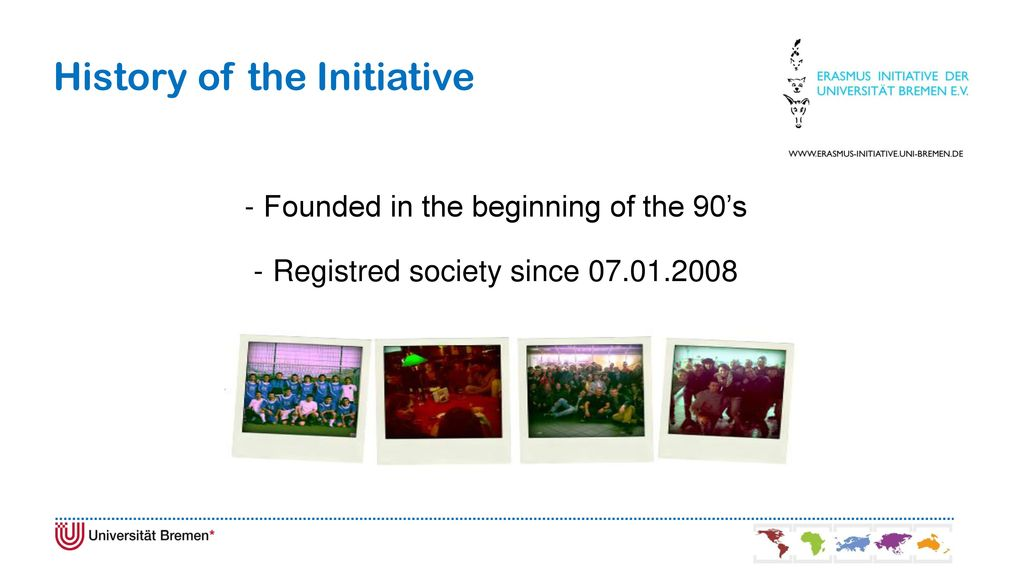 History of the Initiative
