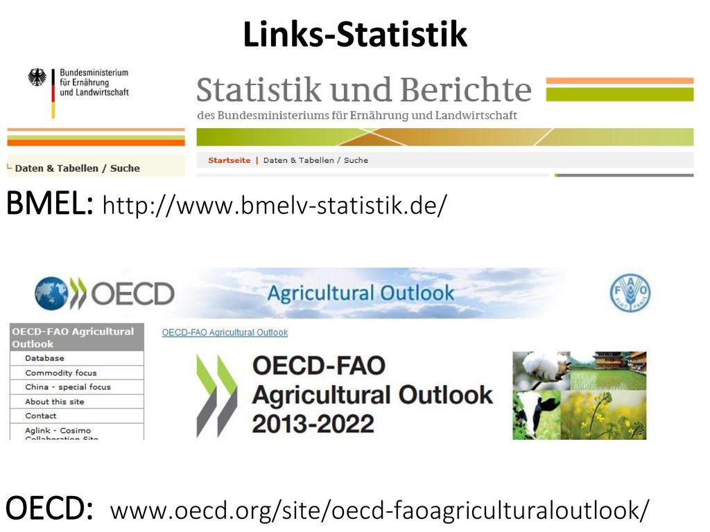 OECD: www.oecd.org/site/oecd-faoagriculturaloutlook/
