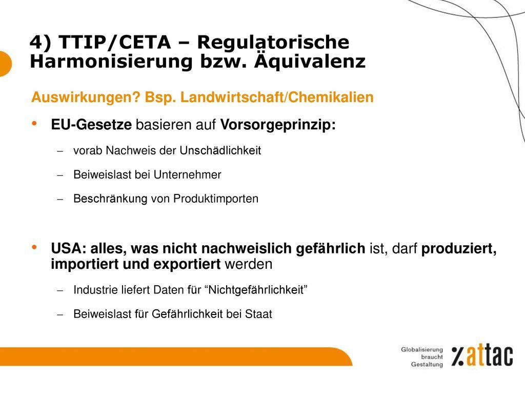 3) Wer verhandelt TTIP/CETA/TISA