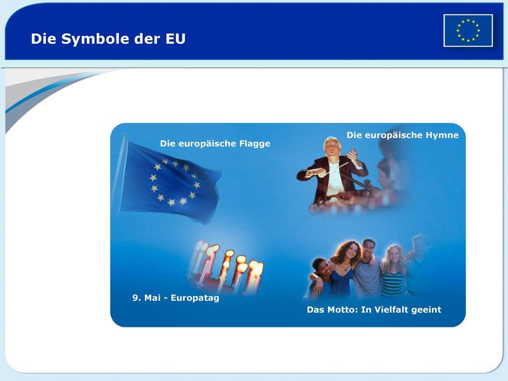 Die Bedeutung der EU-Flagge