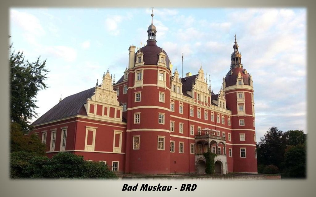 Bad Muskau - BRD