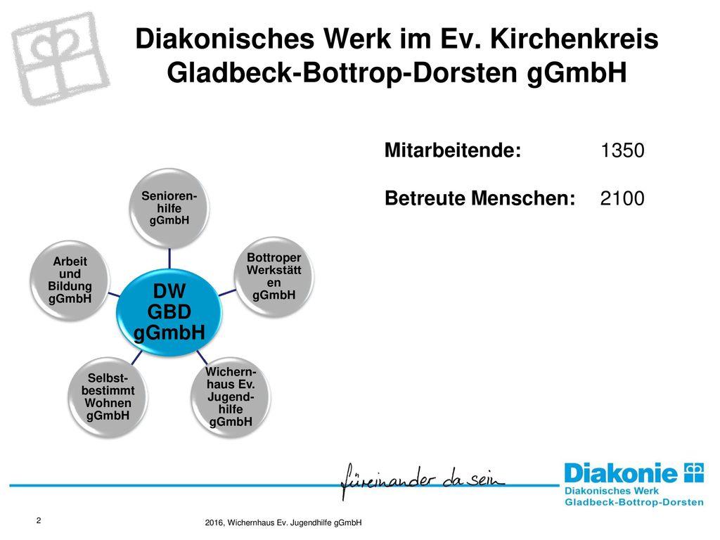 Diakonisches Werk im Ev. Kirchenkreis Gladbeck-Bottrop-Dorsten gGmbH