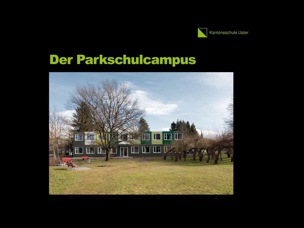 Der Parkschulcampus 3.