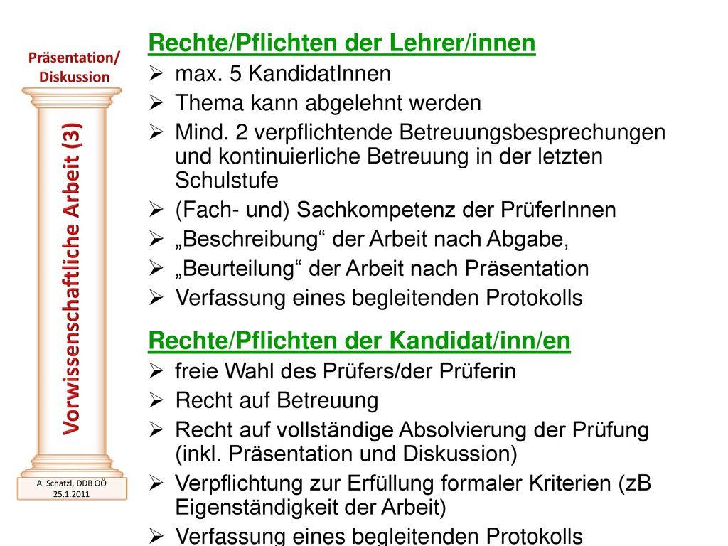 Vorwissenschaftliche Arbeit (3)
