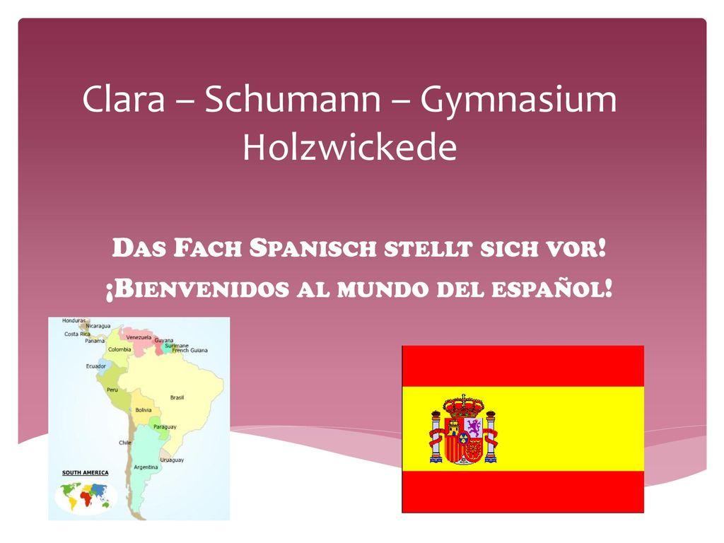 Clara – Schumann – Gymnasium Holzwickede
