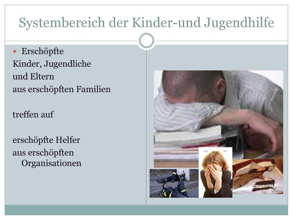 Systembereich der Kinder-und Jugendhilfe