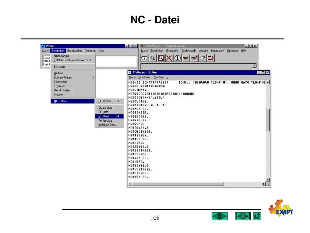 NC - Datei 108