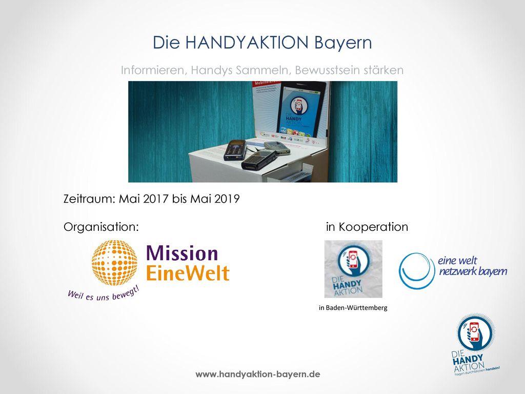 Die HANDYAKTION Bayern