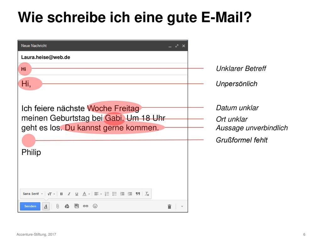 Fein Senden Von Lebenslauf Per E Mail Betreffzeile Ideen - Beispiel ...