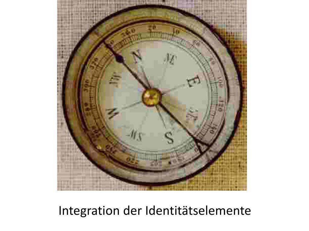 Integration der Identitätselemente