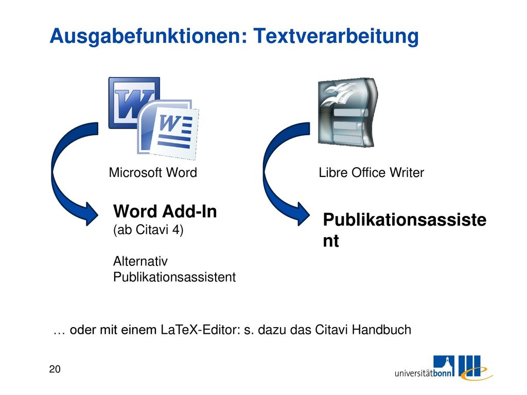 Word-Add-In Add-In wird bei Installation automatisch in Word eingefügt