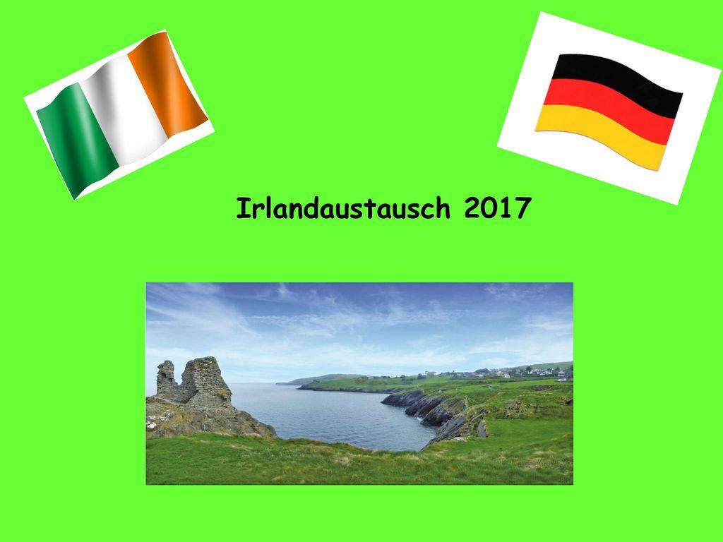 Irlandaustausch 2017
