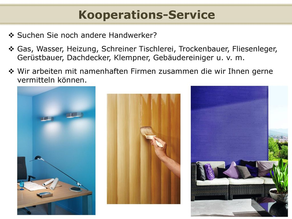 Kooperations-Service