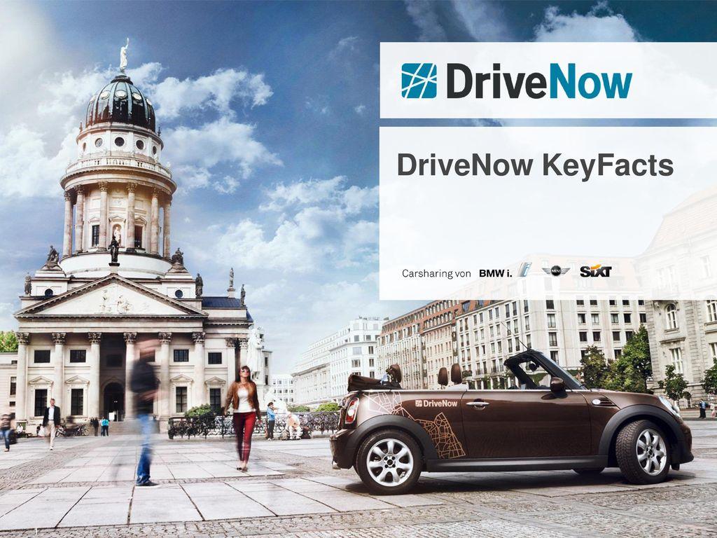 DriveNow KeyFacts
