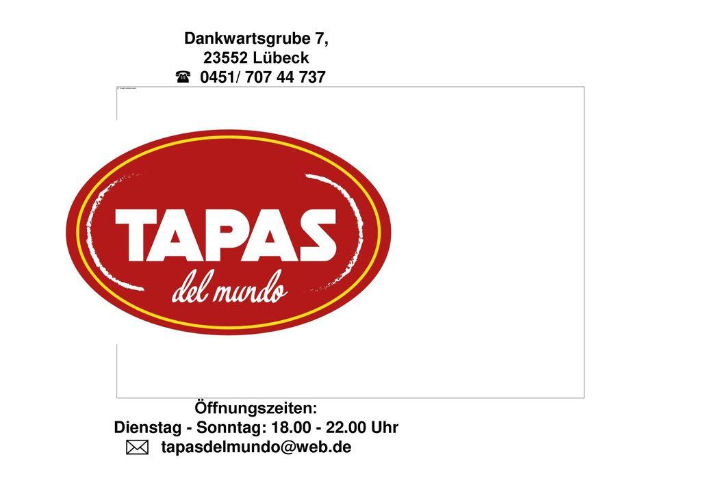 Dankwartsgrube 7, 23552 Lübeck 0451/ 707 44 737