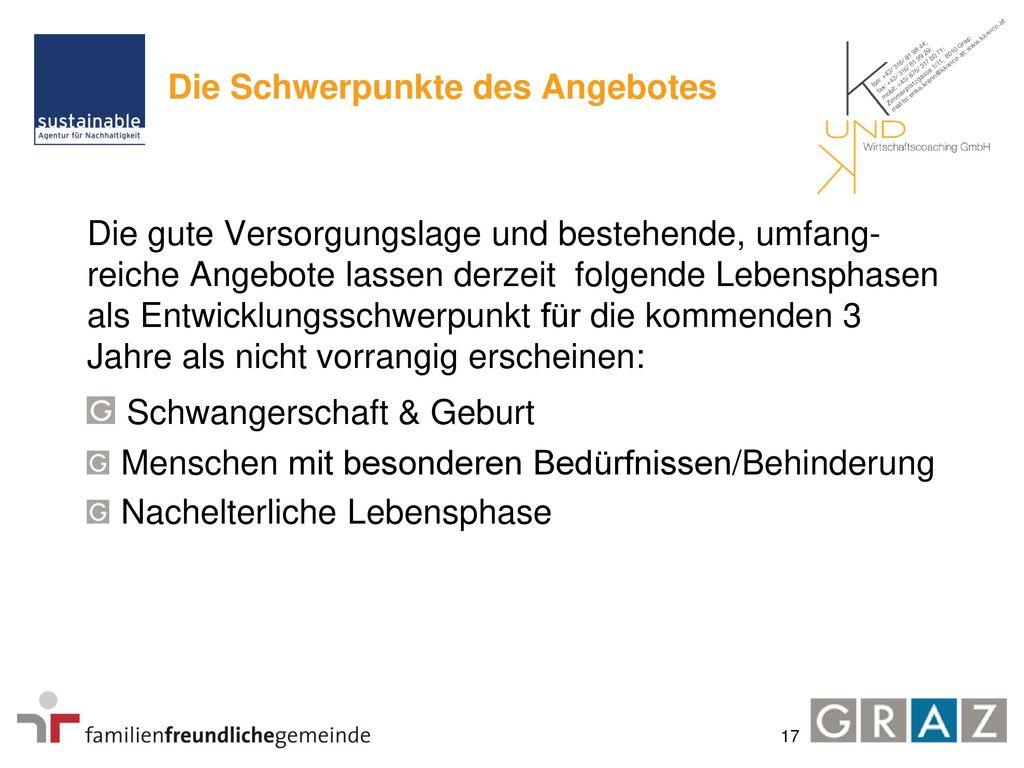 Bericht zum Audit in Graz
