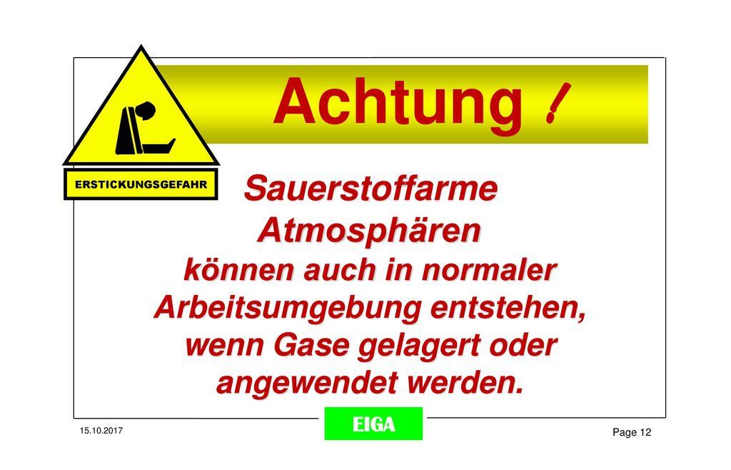 ERSTICKUNGSGEFAHR Achtung !