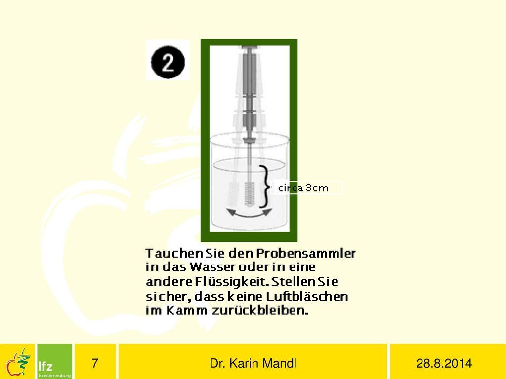 Dr. Karin Mandl 28.8.2014