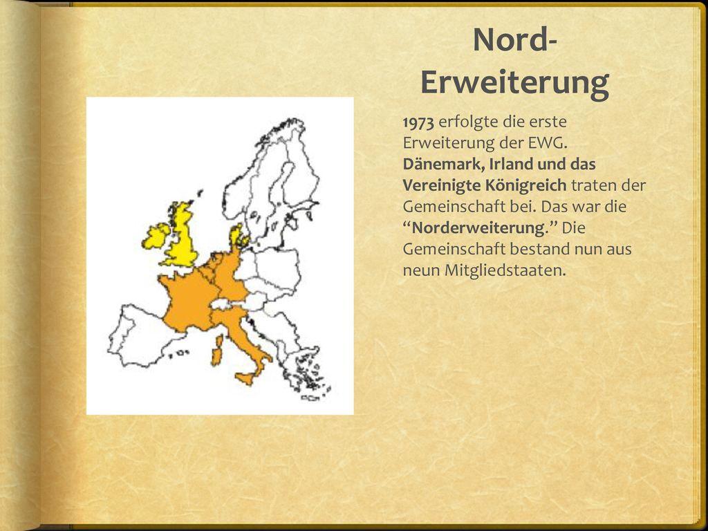 Nord-Erweiterung