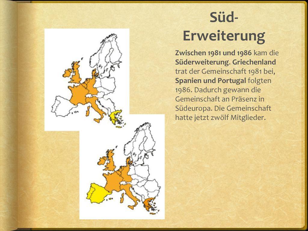 Süd-Erweiterung