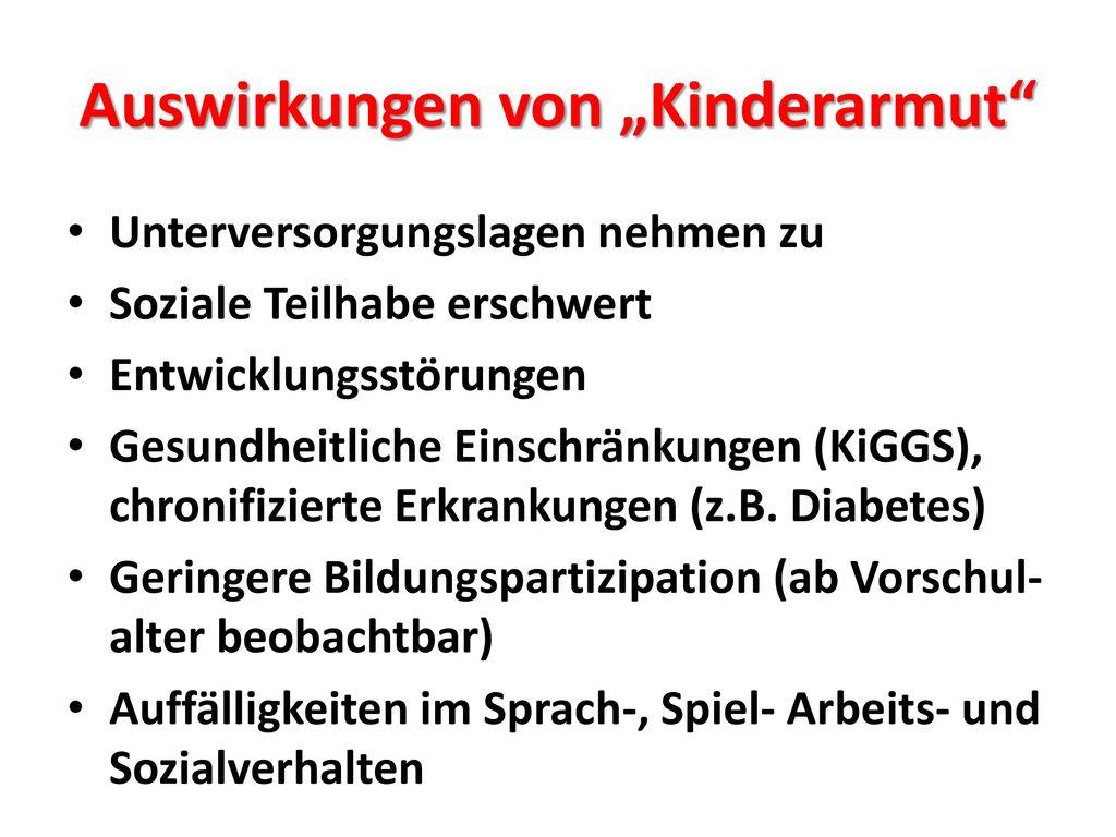 Betreuungsquote der 3 - < 6 Jährigen