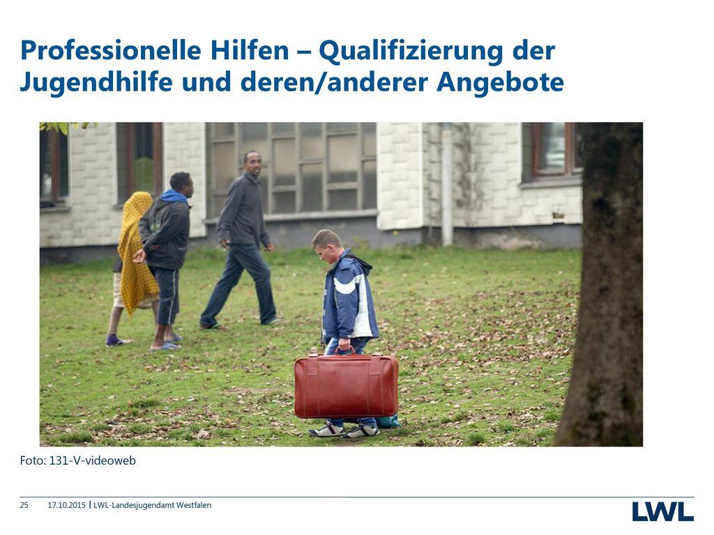 Professionelle Hilfen – Qualifizierung der Jugendhilfe und deren/anderer Angebote