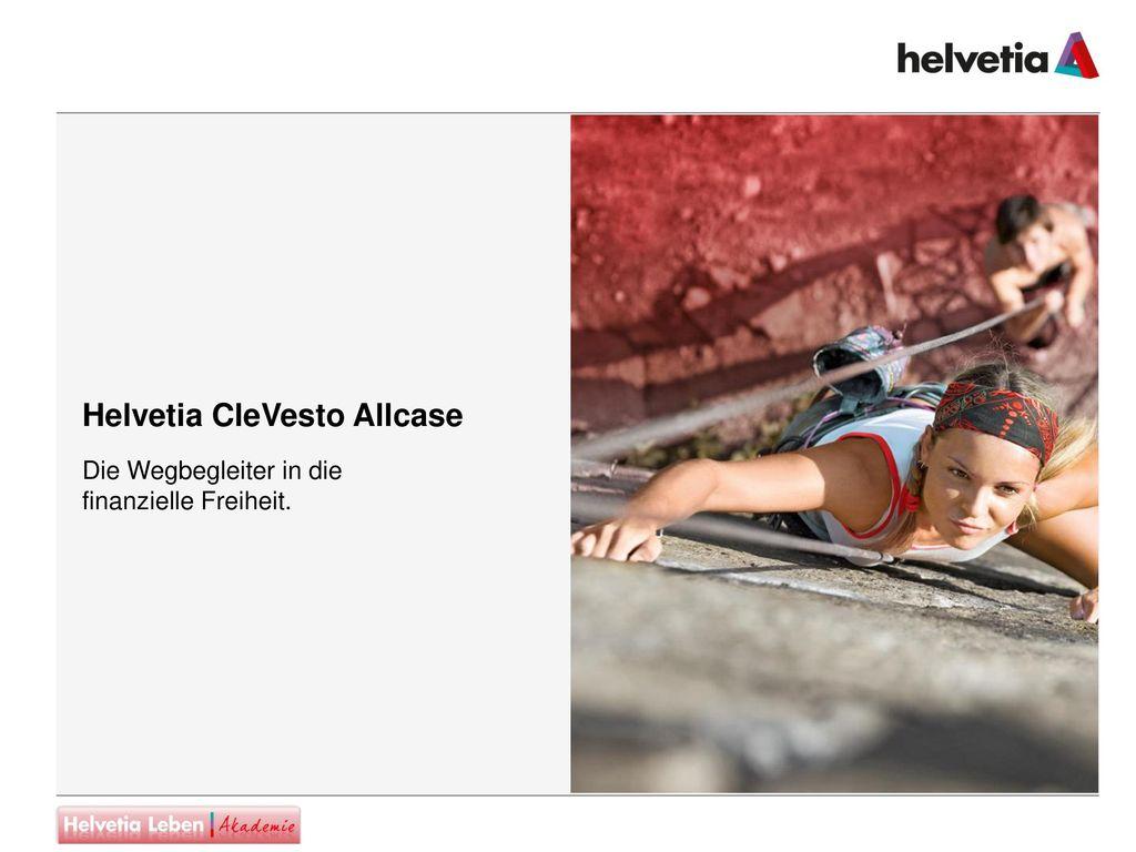 Helvetia CleVesto Allcase