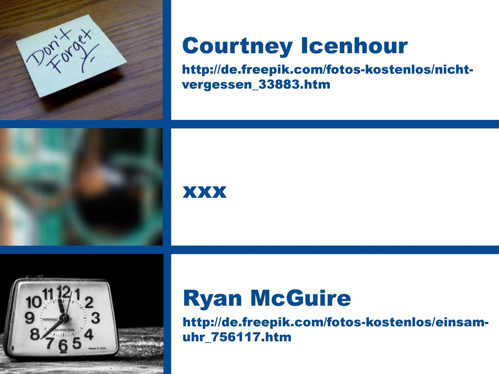 Courtney Icenhour xxx Ryan McGuire