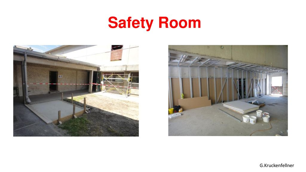 Safety Room G.Kruckenfellner