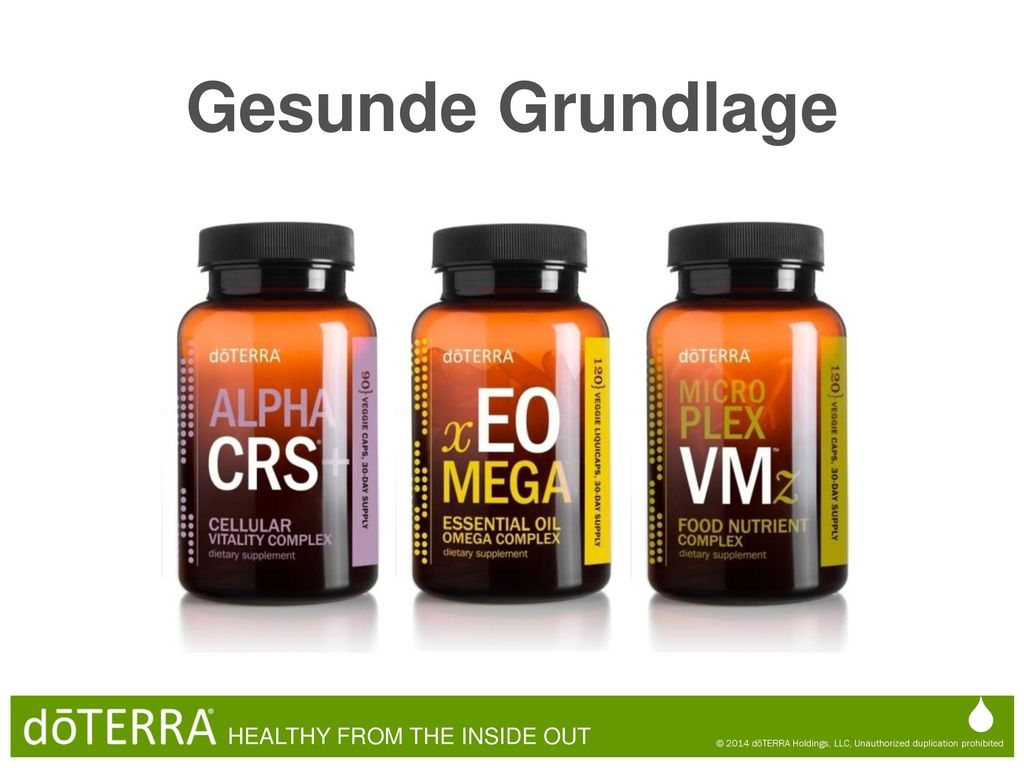 Gesunde Grundlage   HEALTHY FROM THE INSIDE OUT
