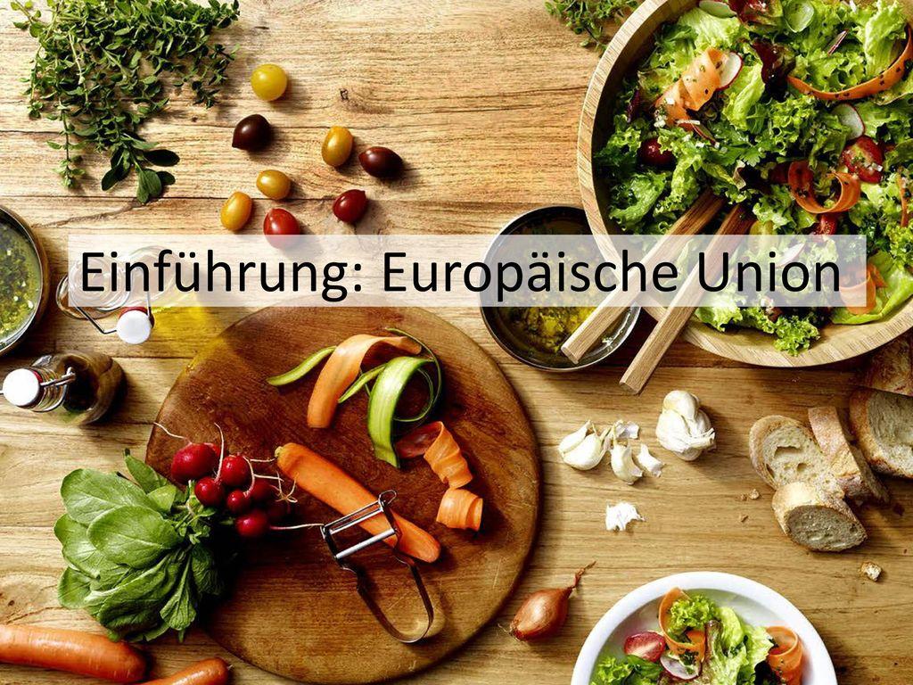 Einführung: Europäische Union