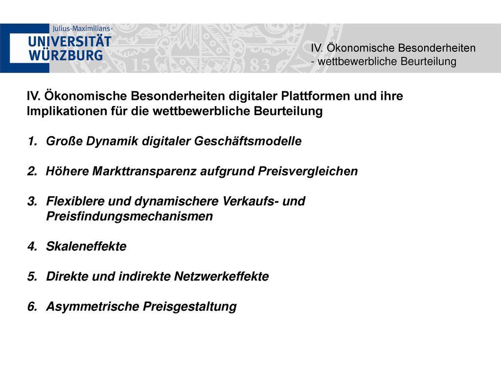 Große Dynamik digitaler Geschäftsmodelle