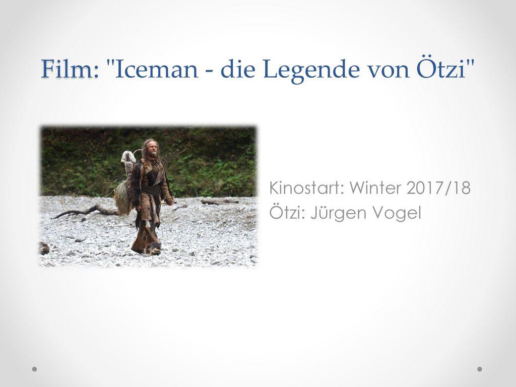 Film: Iceman - die Legende von Ötzi
