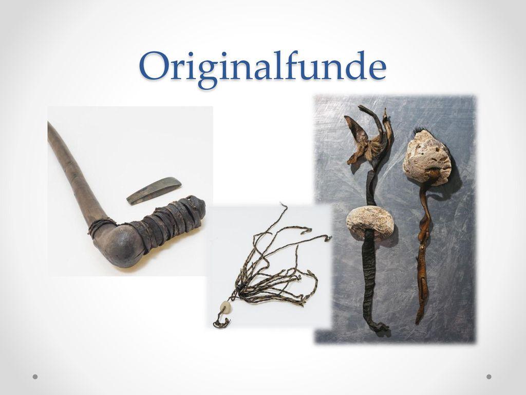 Originalfunde