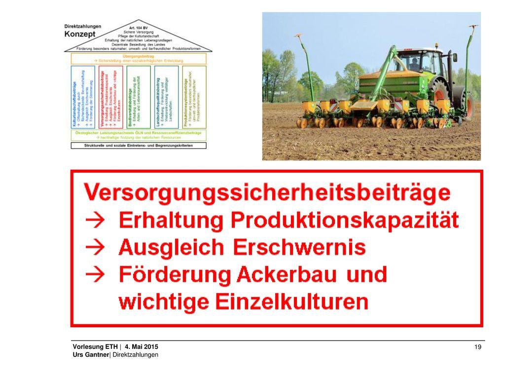 Art. 50-54 DZV, Voraussetzungen: