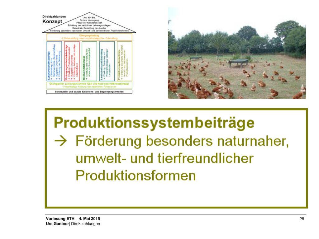 Art. 65 1 Als Beitrag für gesamtbetriebliche Produktionsformen wird der Beitrag für die biologische Landwirtschaft ausgerichtet.