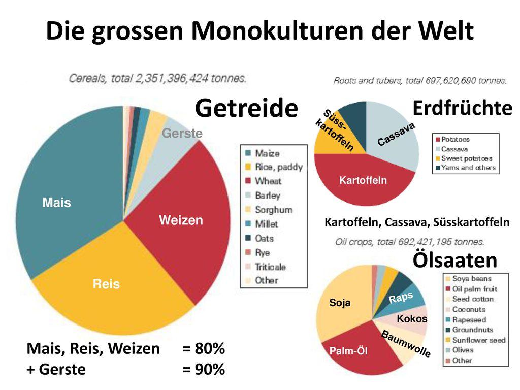 Globale Verteilung der Agrarforschung Öffentliche Mittel: 31,7 Mrd US $ im Jahr 2008