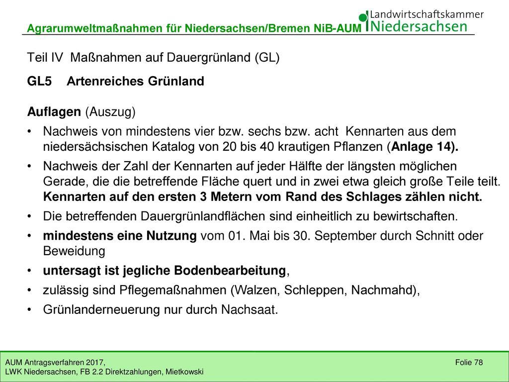 GL5 Artenreiches Grünland (EFN)