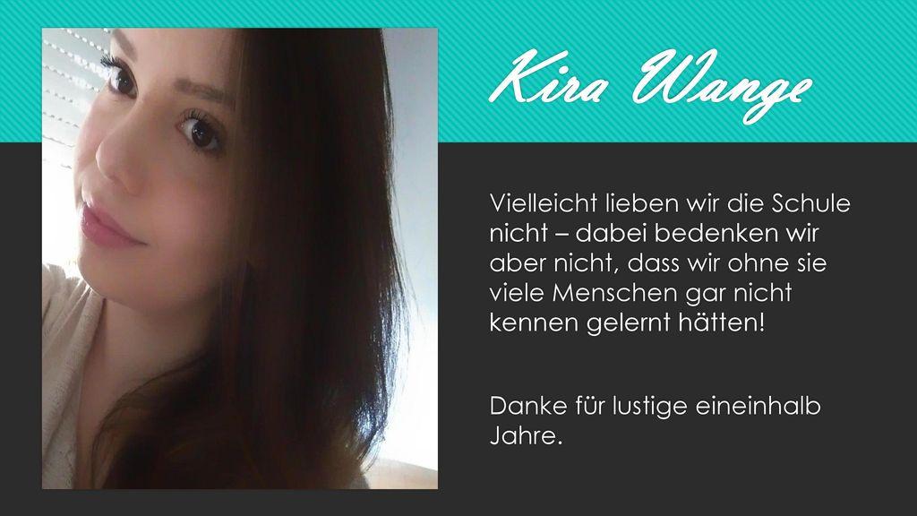 Kira Wange