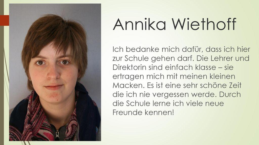 Annika Wiethoff
