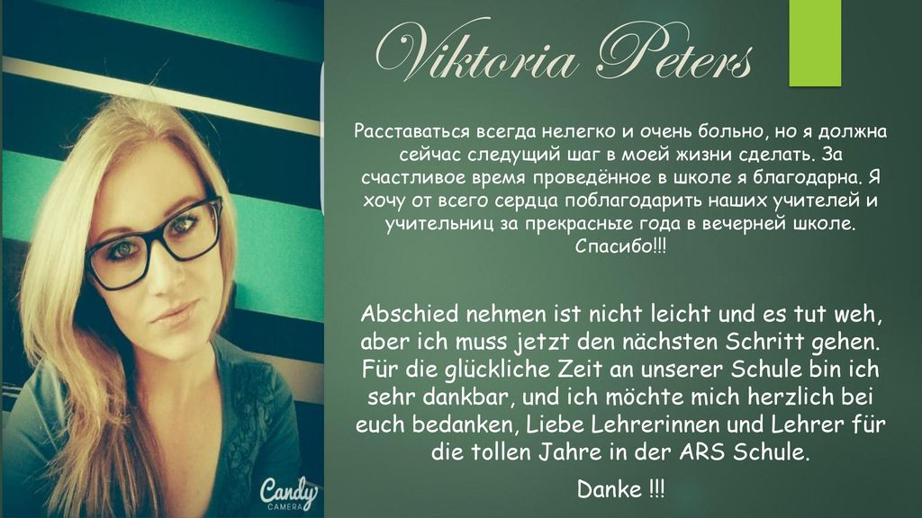 Viktoria Peters