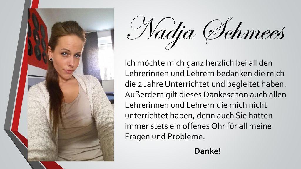 Nadja Schmees