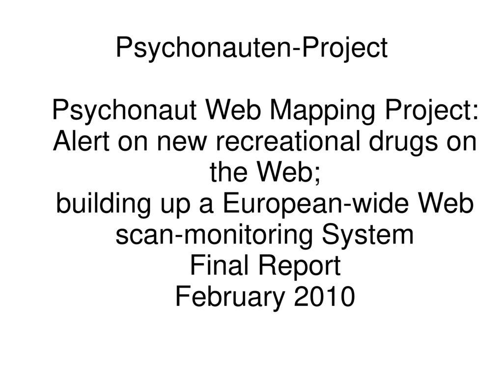 Psychonauten-Project