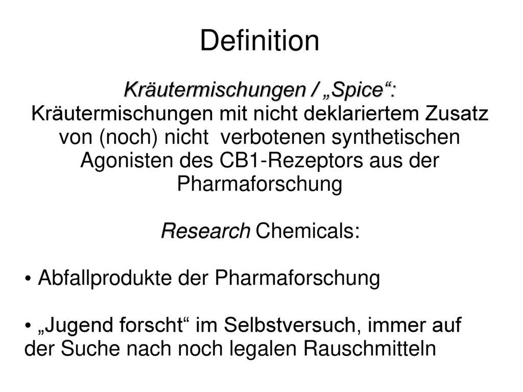 """Kräutermischungen / """"Spice :"""