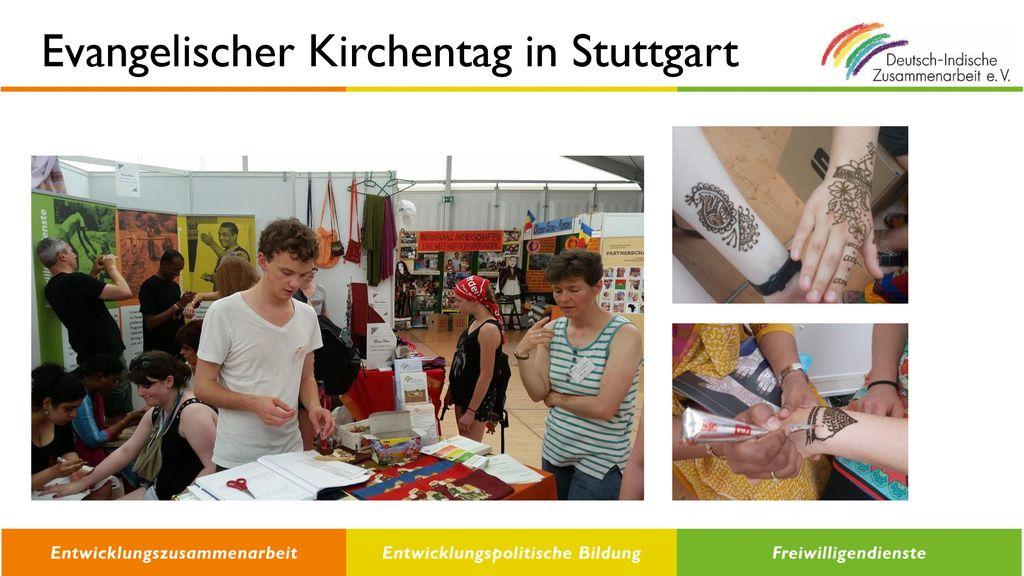 Evangelischer Kirchentag in Stuttgart