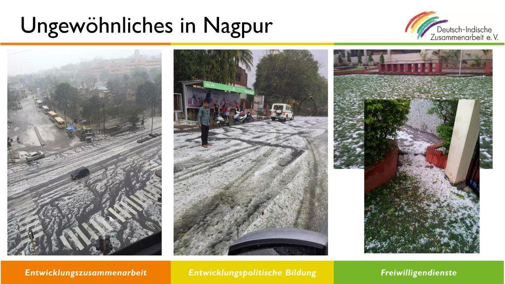 Ungewöhnliches in Nagpur