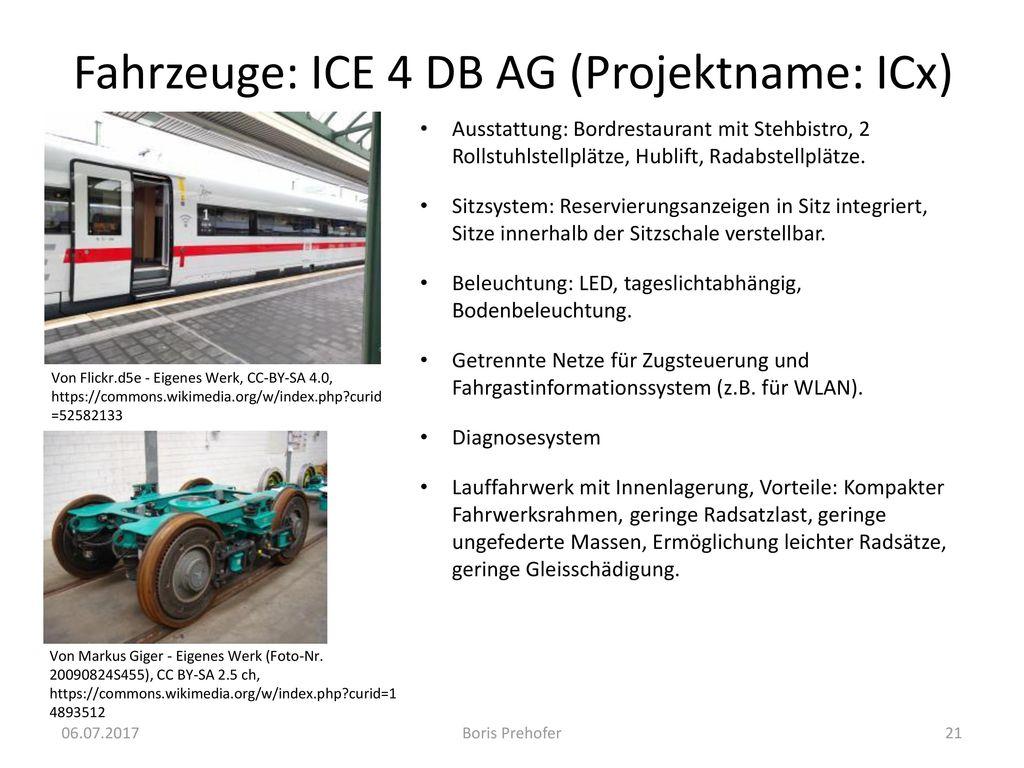 Fahrzeuge: ICE 4 DB AG (Projektname: ICx)