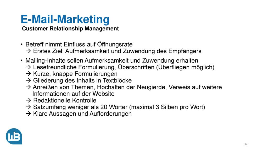-Marketing Customer Relationship Management