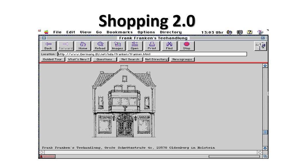 Shopping 2.0